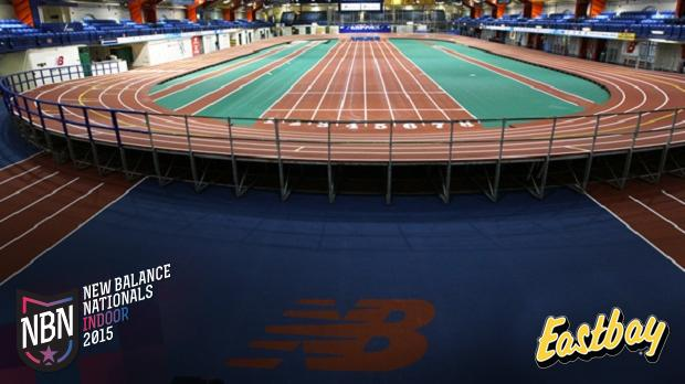 New Balance Nationals Indoor entries as of March 10th
