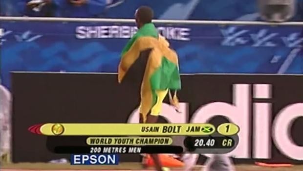 Usain Bolt set the IAAF World Youth Championships meet record of 20.40 in the 200m in 2003. Can someone better the mark in 2015?