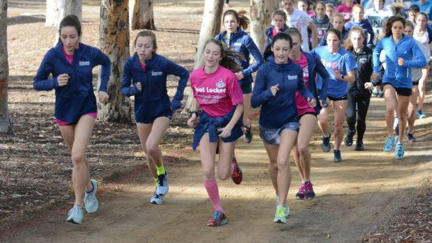e561f05c5 Texans Show Up BIG At Foot Locker Cross Country Championships!