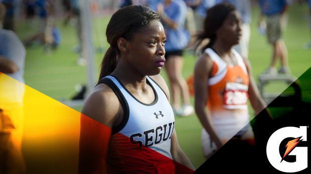 Tonea Marshall Named Gatorade Texas Girls Track Field Athlete Of