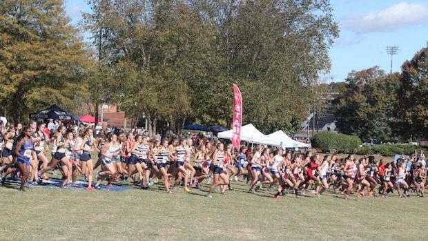 Georgia Girls Fastest 1,000 5K Times This Season