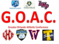 Greater Orlando Athletic Conference #3