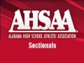 AHSAA 6A - Section 1
