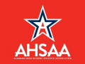 AHSAA 1A&2A Section 1, and 4A Section 1