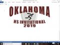 Oklahoma HS Indoor #1