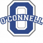 Image result for bishop o'connell logo